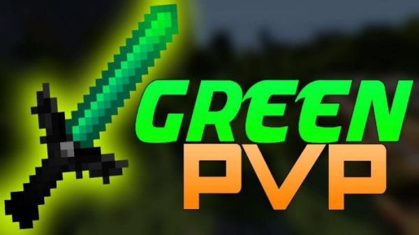 Green PvP Resource Pack [32x]