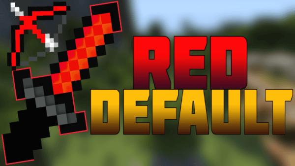 Default PvP Resourcepack Edit (Red) v1 UHC