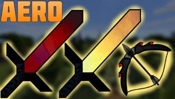 Aero smooth PvP Texture Pack 1.9.4/1.8.9