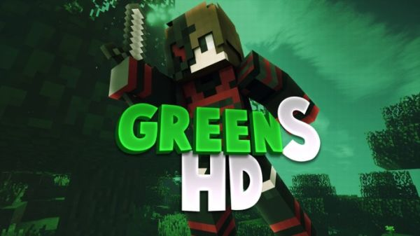 Green PvP Texture Pack NoLag
