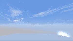 Sphax PureBDCraft Resource Pack: Sky