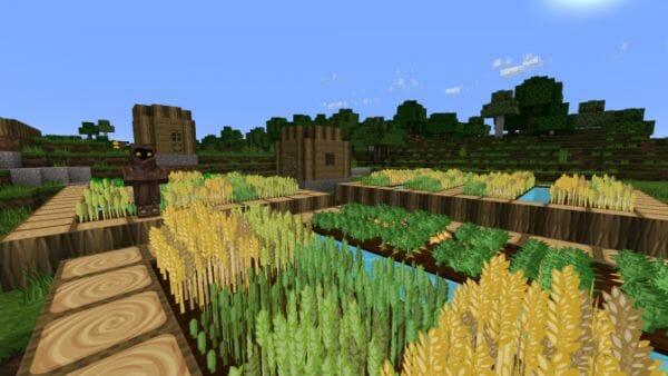 Sphax PureBDCraft Resource Pack for Minecraft 1.12.2/1.11.2