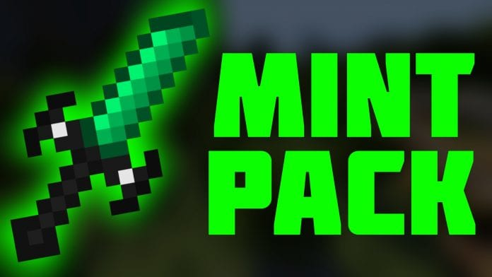 Mint PvP Texture Pack