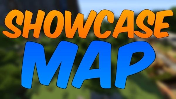 PvP Texture Pack Showcase/Test MAP 1.8/1.9