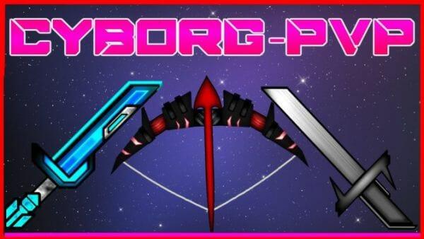 CyborgPvP PvP Texture Pack 1.9.4/1.8.9