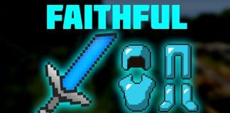 Faithful PvP Texture Pack