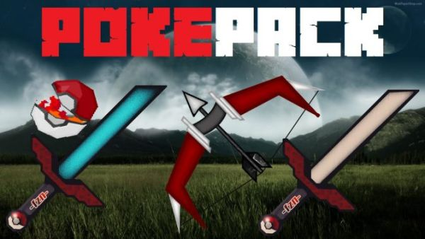 PokePack PvP Texture Pack 1.9/1.8.9