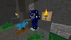 Obscure PvP Texture Pack: Diamond Armor