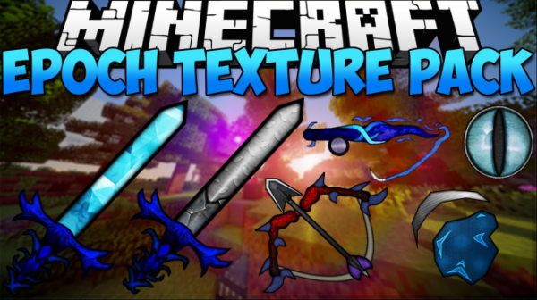 Minecraft PvP Texture Pack EpochPack