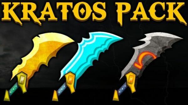 Kratos PvP Texture Pack