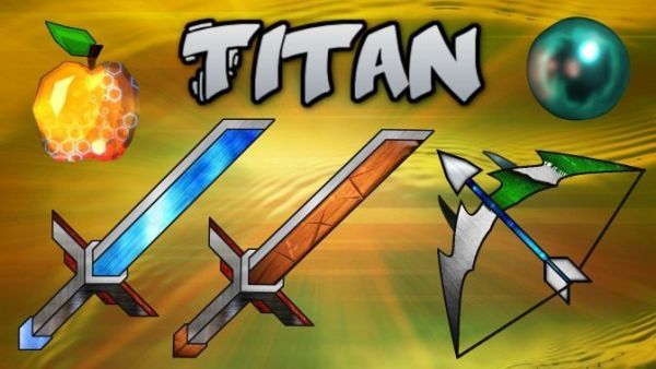Minecraft PvP Texture Pack Titan ANIMATED