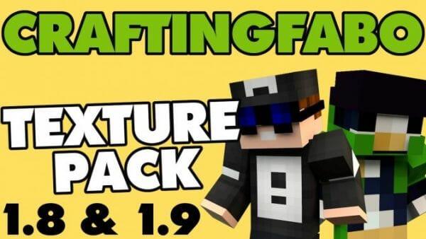CraftingFabo Minecraft Resource Pack