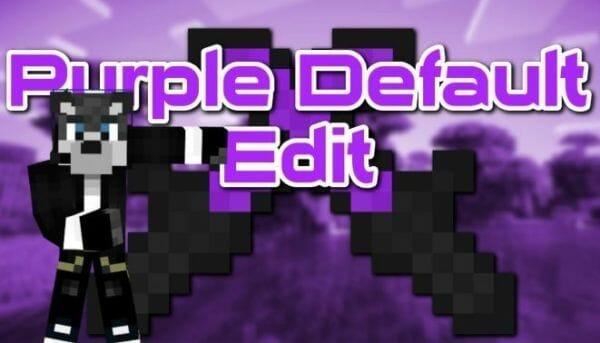 Minecraft UHC PvP Texture Pack Swazz Purple