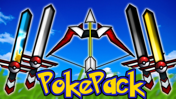 Minecraft PvP Texture Pack PokePack Animated