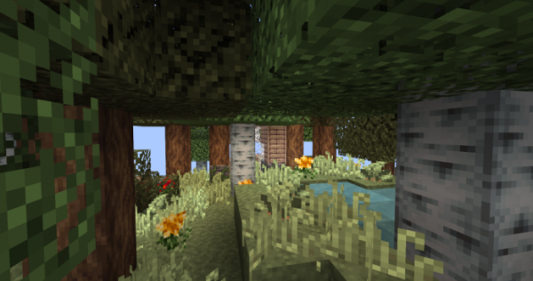 Eldpack Resource Pack: Forest
