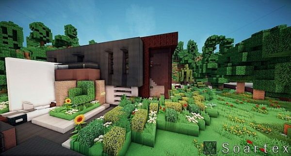 Soartex Fanever Resource Pack: House 2
