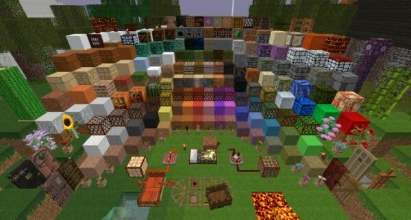 Darklands Resource Pack for Minecraft 1.12.2, 1.12, 1.11.2, 1.10.2, 1.9