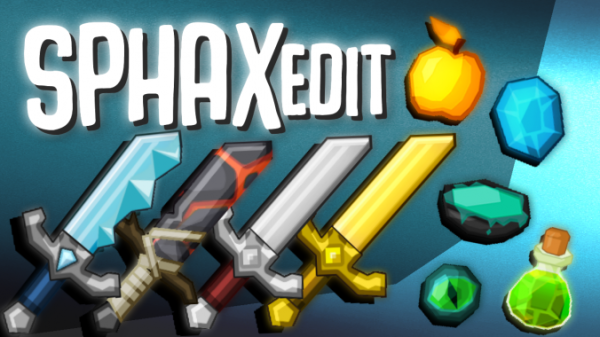 Sphax PvP Texture Pack 1.8.8/1.8.6/1.7.10