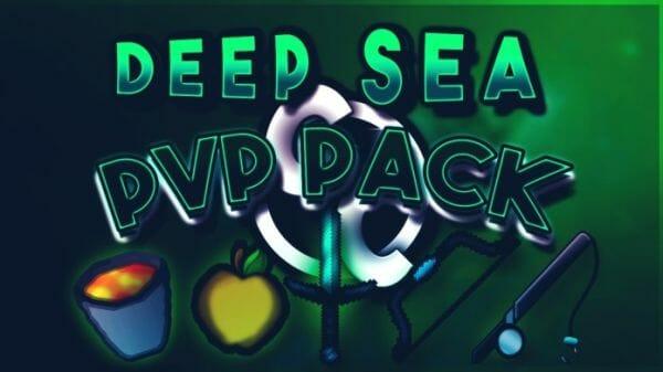UHC PvP Texture Pack Deep Sea