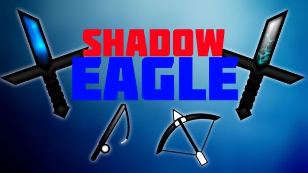 Animated PvP Texture Pack Shadow Eagle 1.12.2/1.12/1.11.2