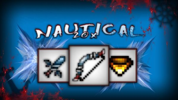 Nautical 20x PvP Texture Pack