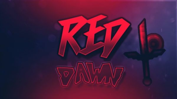 Red Dawn UHC PvP Texture Pack