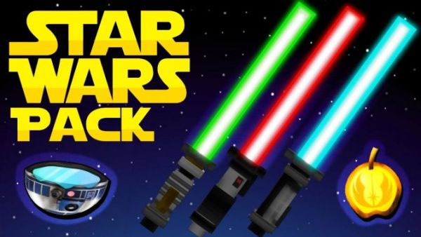 MineWars Resource Pack - Star Wars themed PvP Texture Pack
