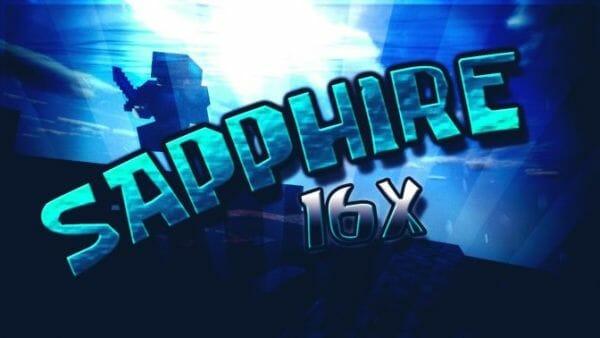 Sapphire16x PvP Texture Pack UHC