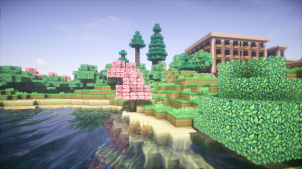 Annahstas Beastrinia Resource Pack for Minecraft 1.12.2, 1.12, 1.11.2
