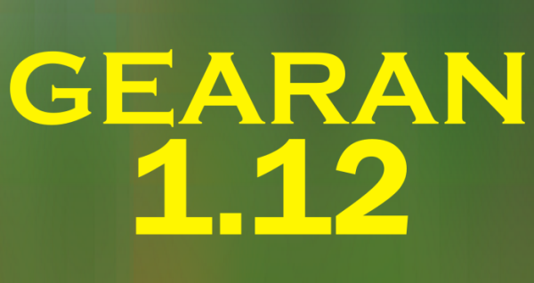 Gearan Resource Pack for Minecraft 1.12.2, 1.12, 1.11, 1.11.2