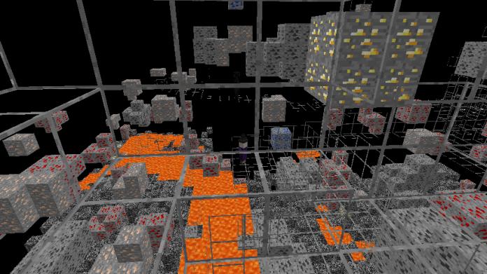 Minecraft Xray Texture Pack - 1