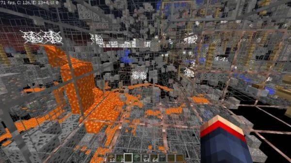 Minecraft Xray Texture Pack - 2