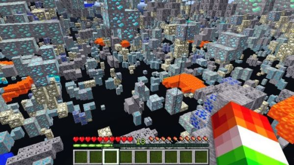 Minecraft Xray Texture Pack - 3
