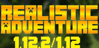 Realistic Adventure 1.12.2/1.12 Resource Pack