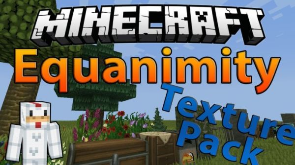 Equanimity Resource Pack for Minecraft 1.12.2, 1.12, 1.11.2, 1.10.2