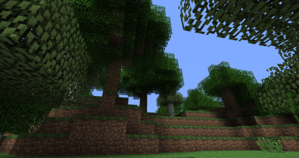 Traditional Beauty Resource Pack for Minecraft 1.12.2/1.12