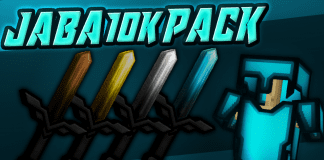 Jaba 10k Animated PvP Texture Pack