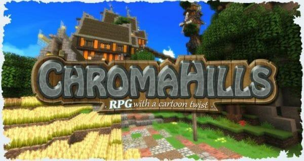Chroma Hills Resource Pack 1.12.2/1.12.1/1.11.2