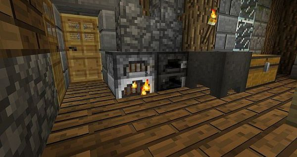 Minecraft Default 3D 1.14.2 / 1.14 - 1