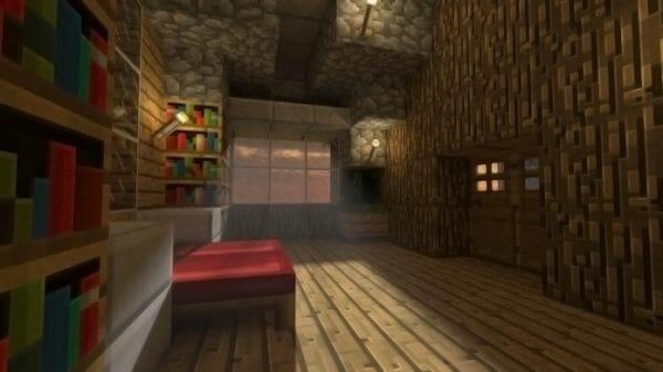Minecraft Default 3D 1.14.2 / 1.14 - 2