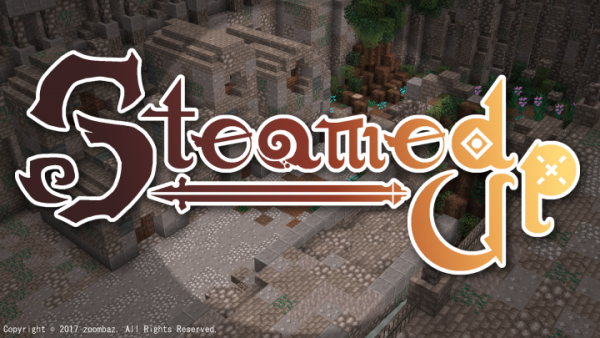 Steamed Up Resource Pack 1.12.2/1.12