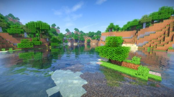 Aqua Rose V2 Revamp PvP Texture Pack 1.8 / 1.8.9 - BEST FPS BOOSTING UHC