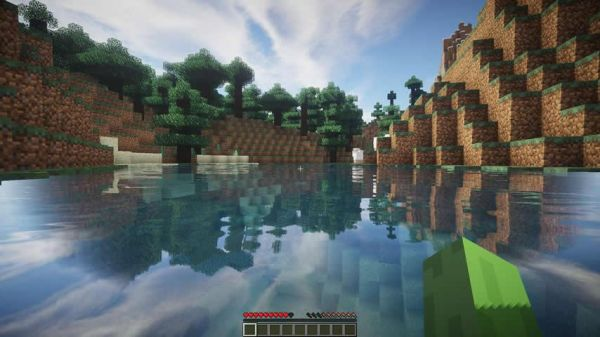 Optifine 1.16.1 HD U G2 Pre4
