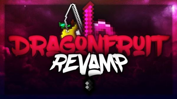 Dragonfruit PvP Texture Pack [32x]