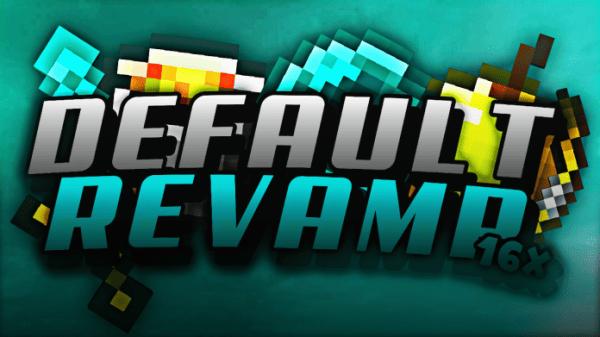Default 16x Revamp PvP Texture Pack