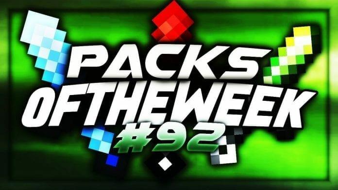 Packs of the Week 92