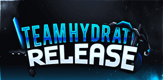 Team Hydrate PvP Texture Pack