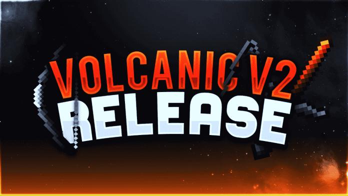 Volcanic V2 PvP Texture Pack
