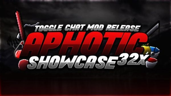 Toggle Chat PvP Mod for Minecraft 1.8.9/1.7
