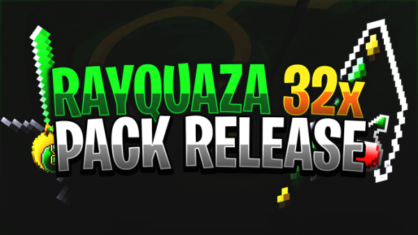Rayquaza 32x PvP Texture Pack
